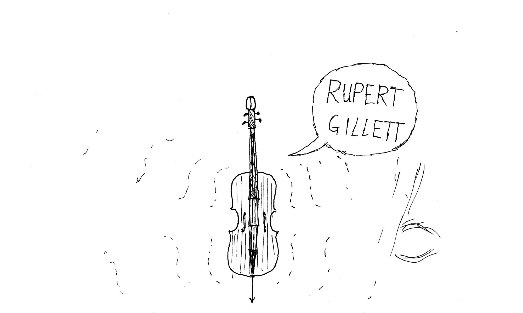 Rupert Gillett Official Site